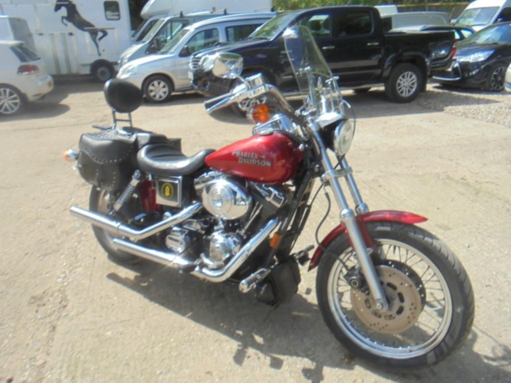 used Harley-Davidson Dyna DYNA LOW RIDER in suffolk