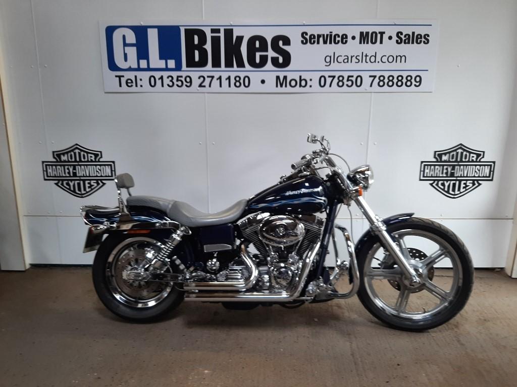 used Harley-Davidson Dyna FXDWG3 WIDE GLIDE in suffolk