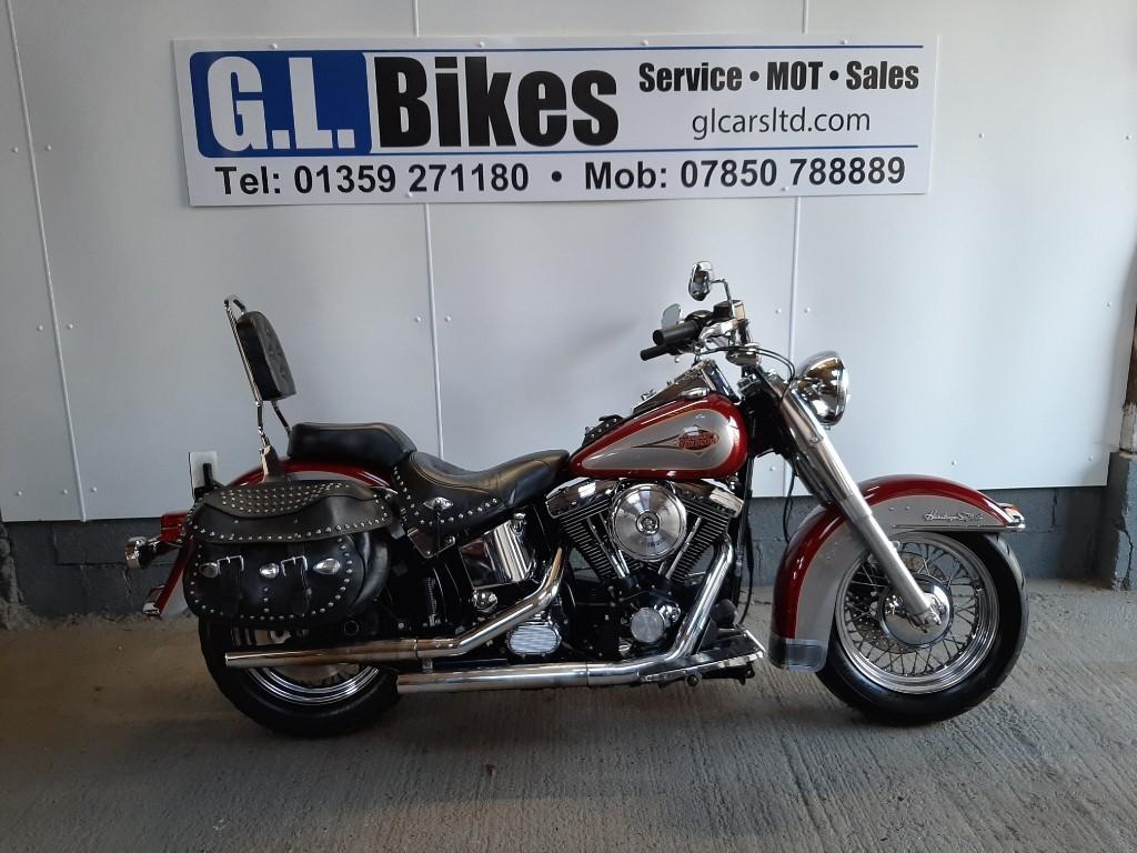 used Harley-Davidson SOFTAIL HERITAGE in suffolk