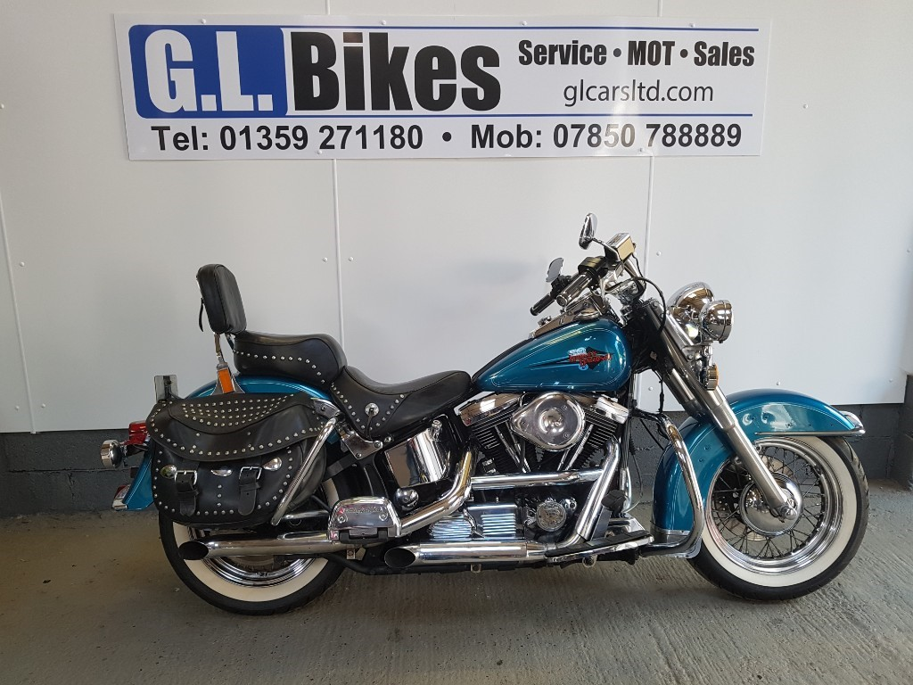 used Harley-Davidson SOFTAIL HERITAGE SOFTAIL in suffolk