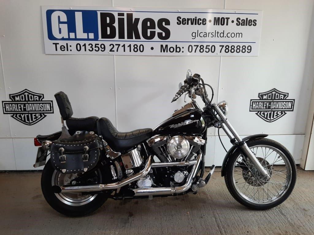used Harley-Davidson SOFTAIL FXSTC SOFTAIL CUSTOM in suffolk
