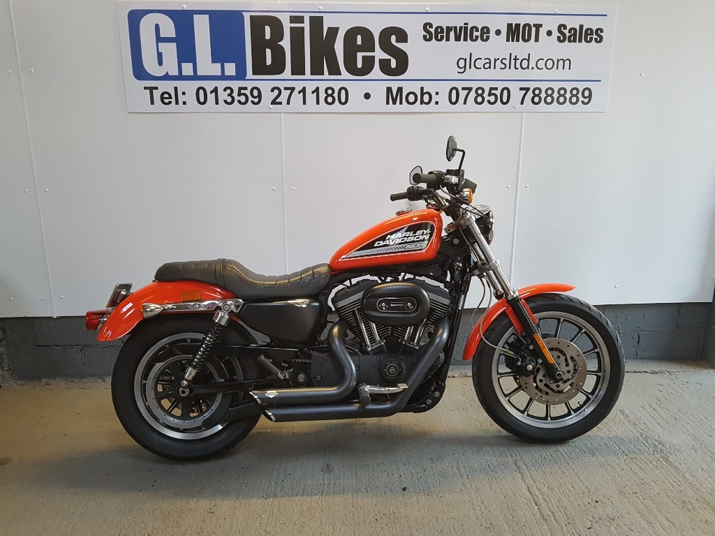 used Harley-Davidson Sportster 883 R  1200cc in suffolk