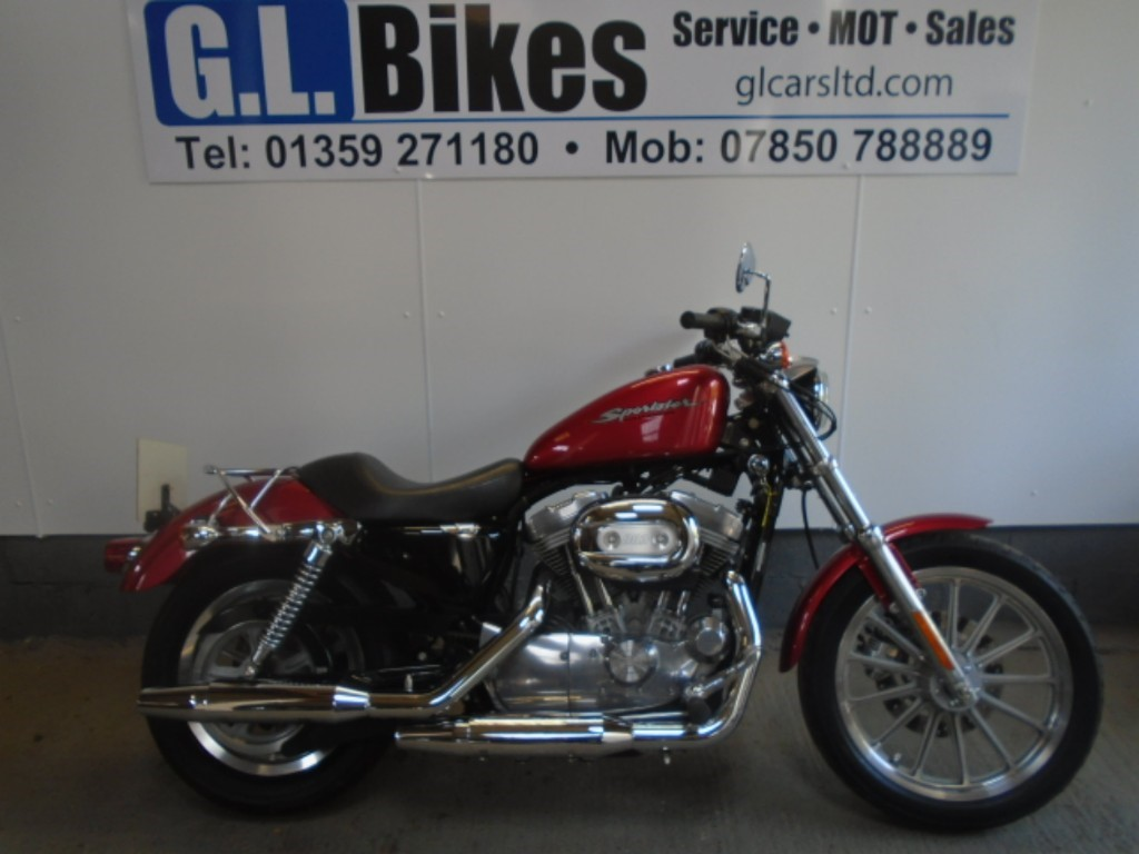 used Harley-Davidson Sportster 883 in suffolk