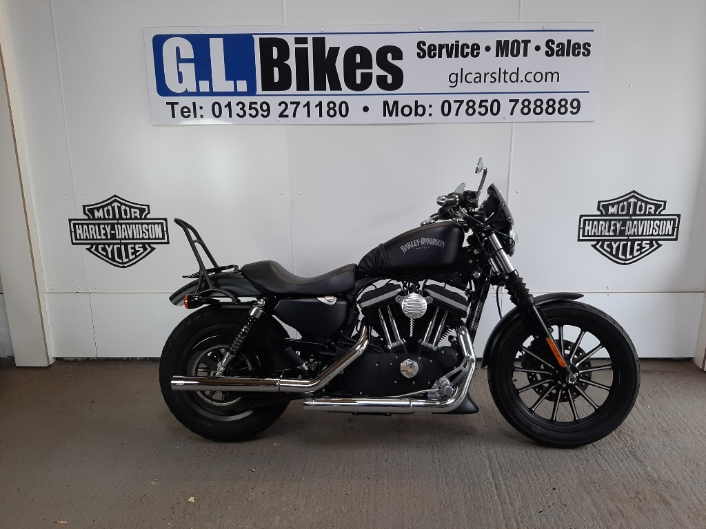 used Harley-Davidson Sportster XL883 IRON in suffolk