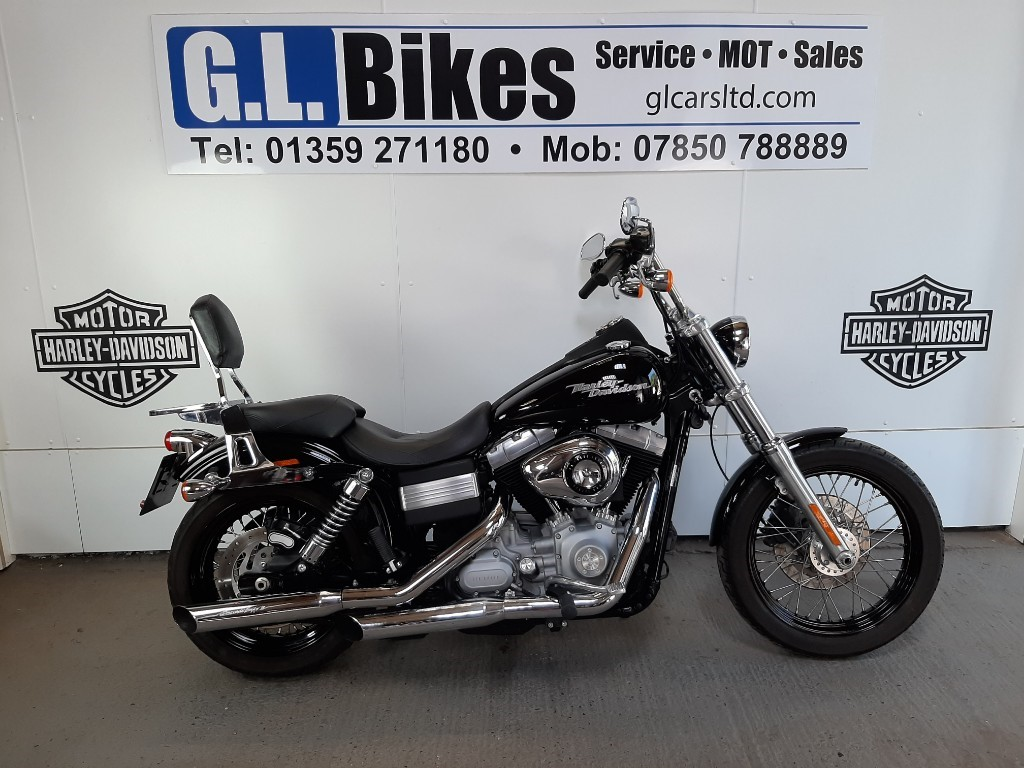 used Harley-Davidson Street Bob in suffolk