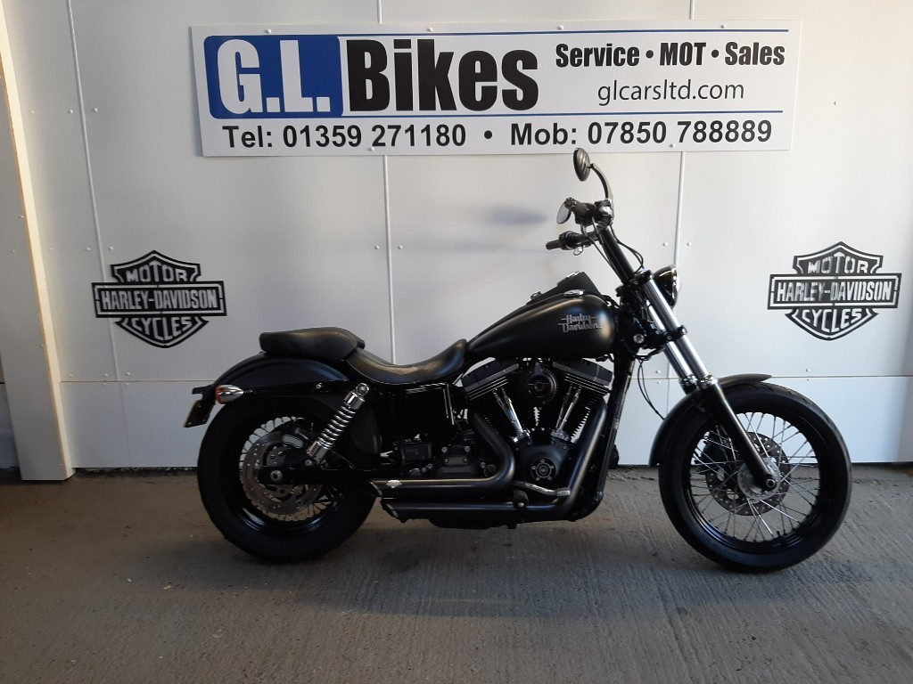 used Harley-Davidson Street STREET BOB in suffolk