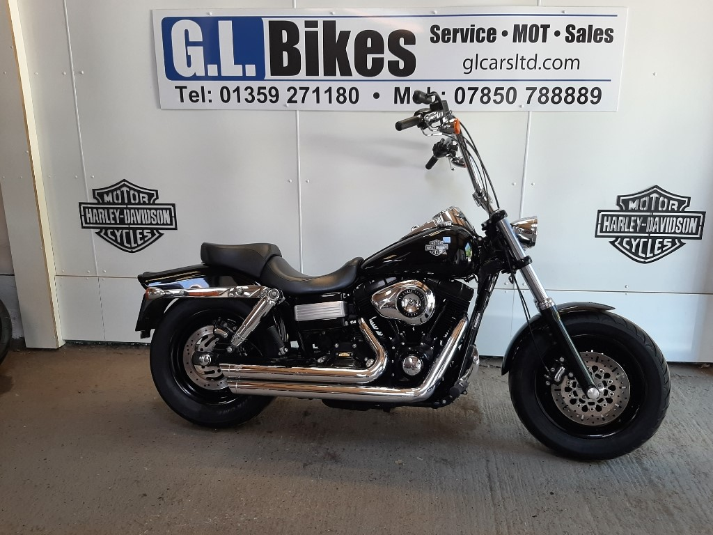used Harley-Davidson Street FXDF FAT BOB in suffolk