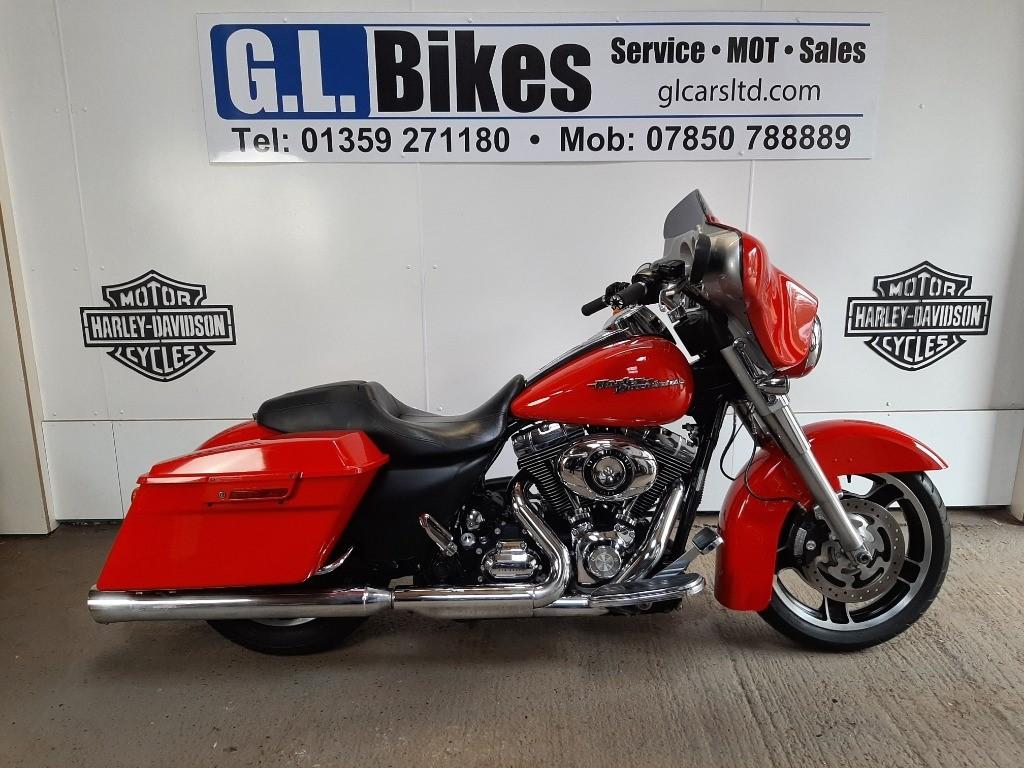 used Harley-Davidson Street FLX STREET GLIDE in suffolk