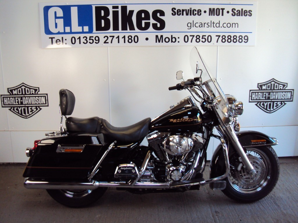 used Harley-Davidson Touring FLHR ROAD KING in suffolk