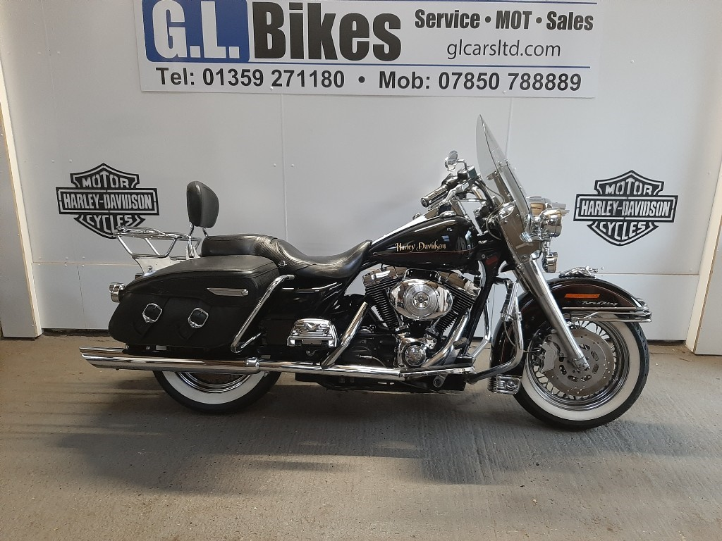 used Harley-Davidson Touring 1450 ROAD KING in suffolk