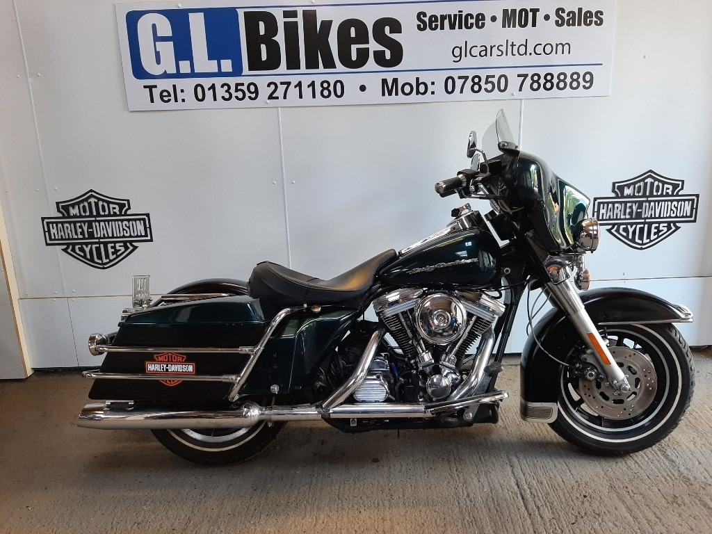 used Harley-Davidson Touring ELECTRA GLIDE in suffolk