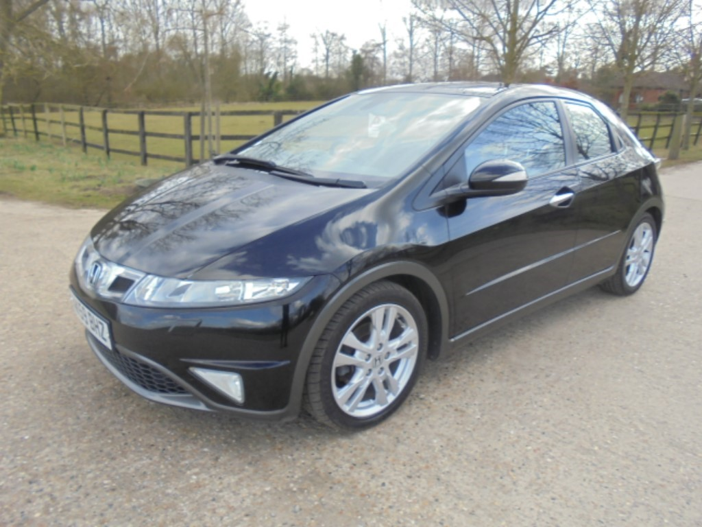 used Honda Civic I-VTEC ES GT in suffolk
