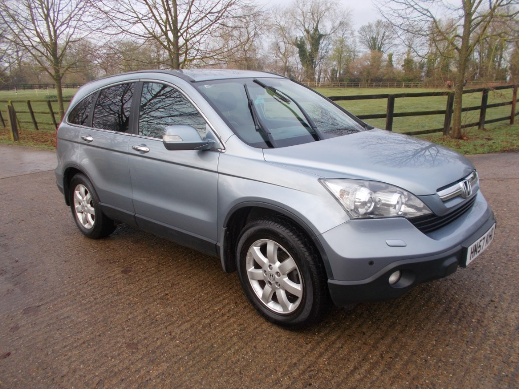 used Honda CR-V CTDI ES in suffolk
