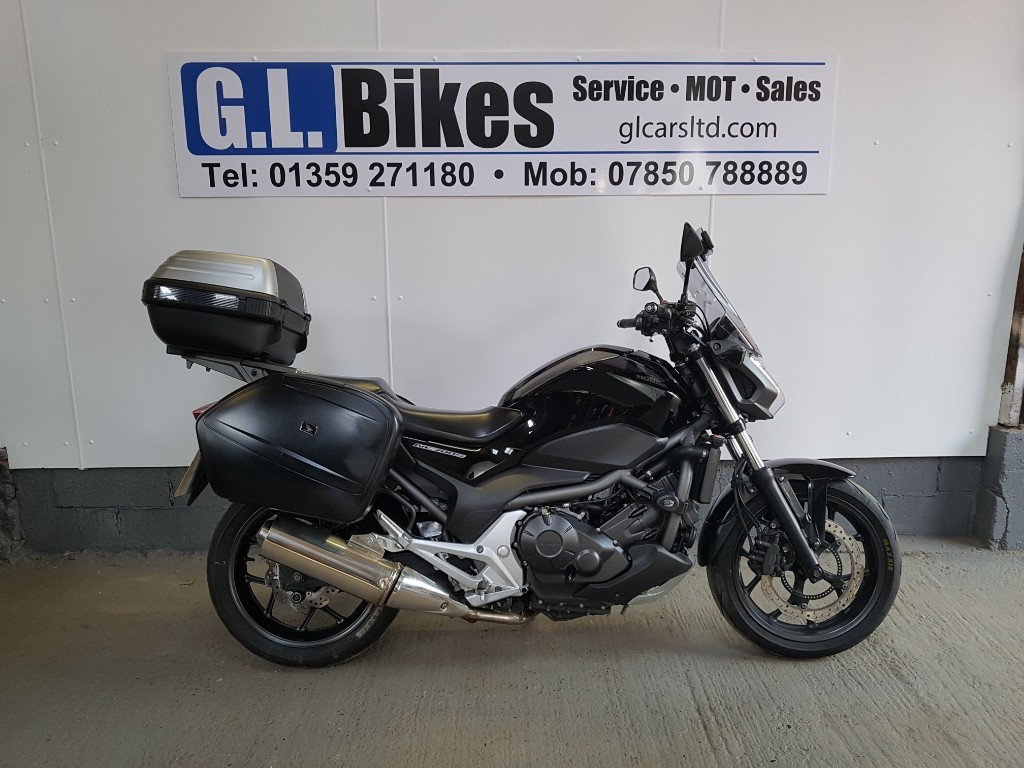 used Honda NC700 LOW SEAT in suffolk