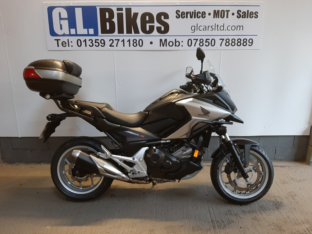 used Honda NC750X  in suffolk