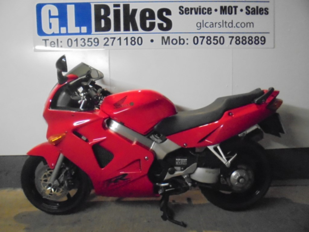 used Honda VFR800F  in suffolk