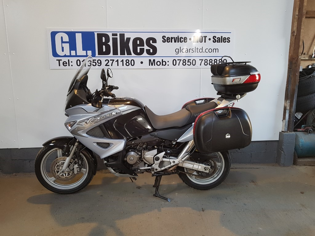 used Honda XL1000V Varadero  in suffolk