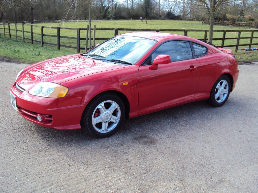 used Hyundai Coupe S in suffolk