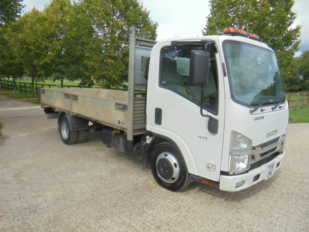 used Isuzu D-Max N35.120T in suffolk
