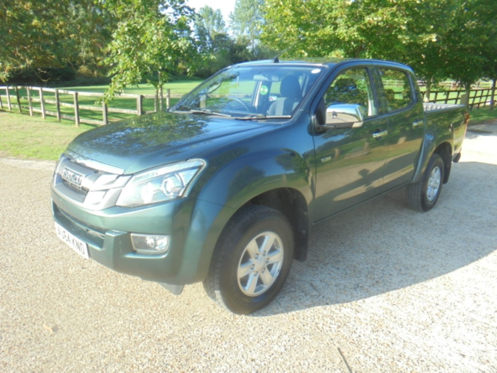 used Isuzu D-Max TD EIGER DCB in suffolk