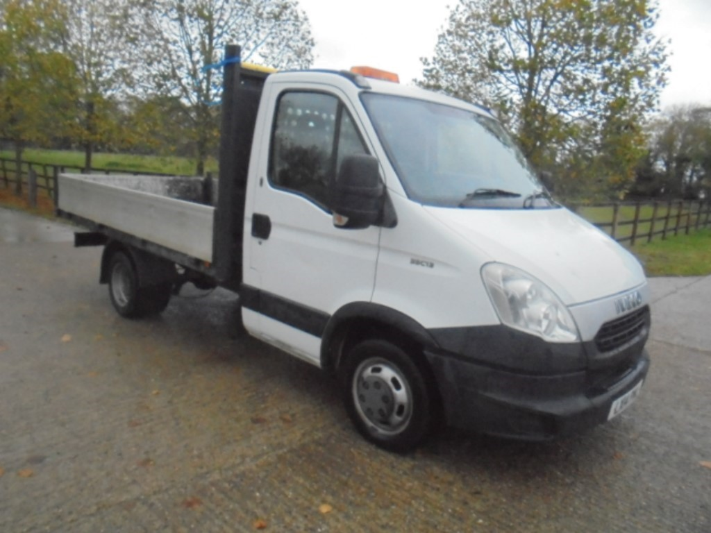 used Iveco Daily 35C13 in suffolk