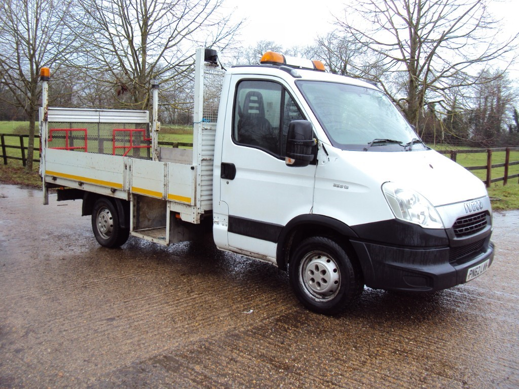 used Iveco Daily 35S13 in suffolk