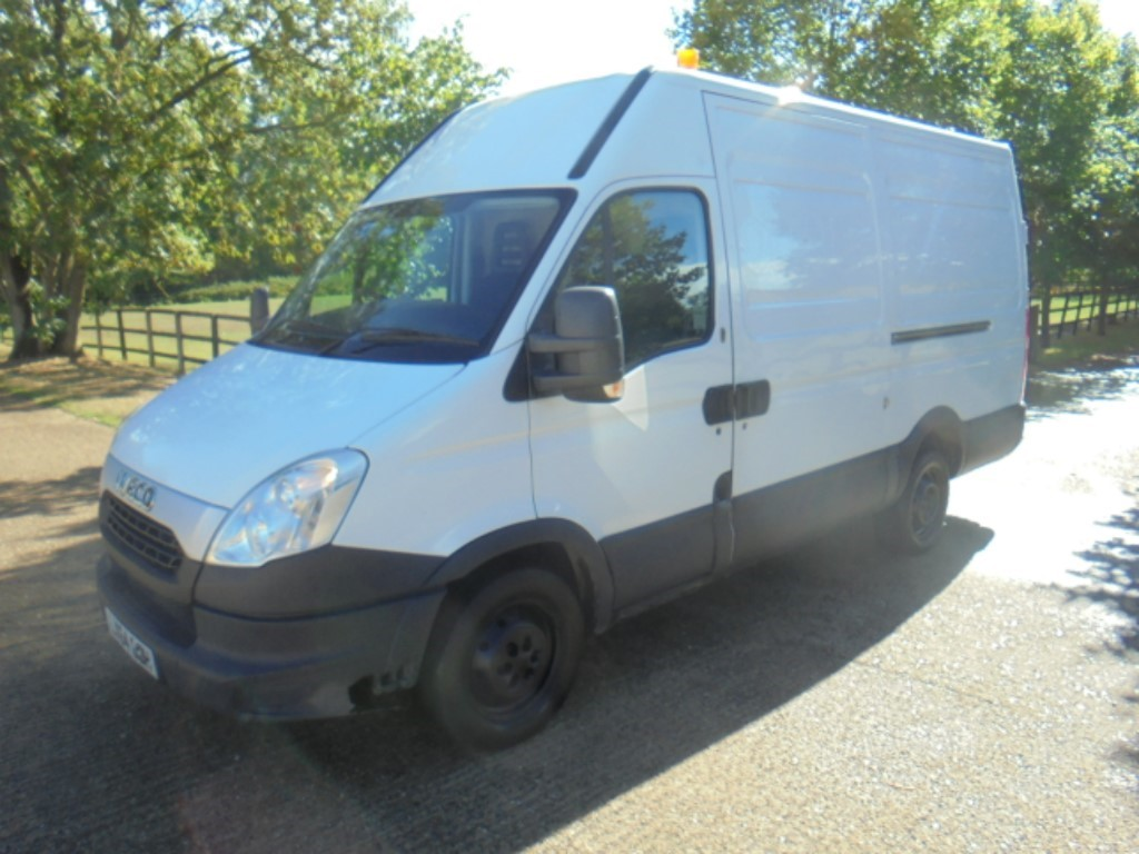 used Iveco Daily 35S13V in suffolk