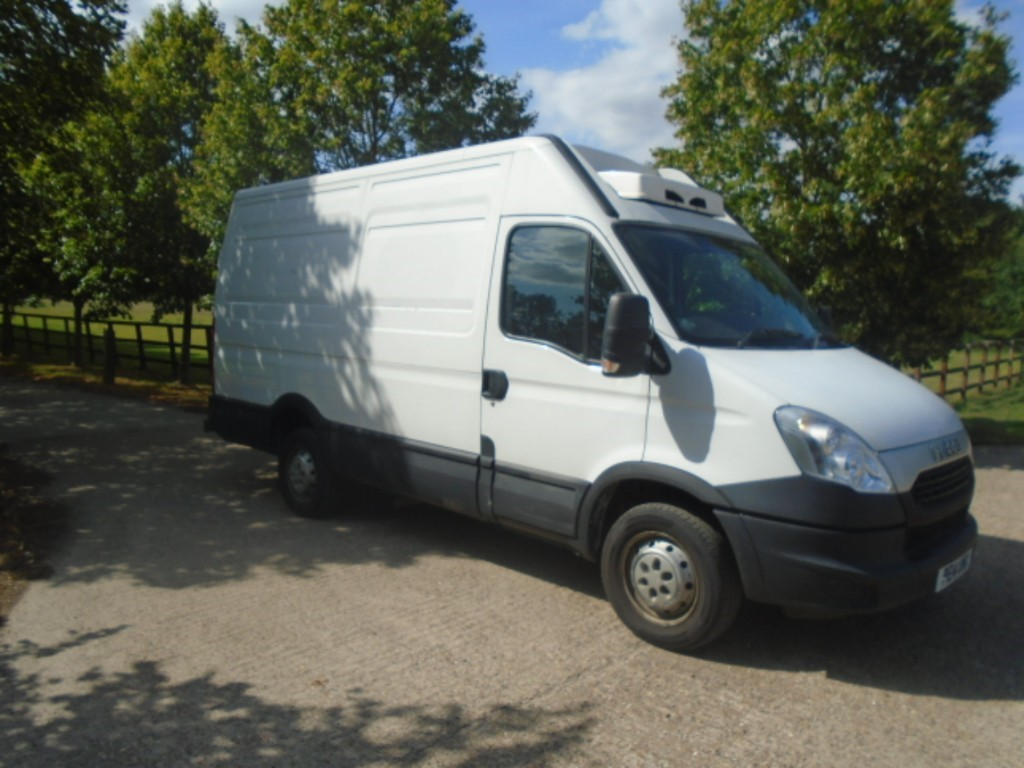 used Iveco Daily 35S11V in suffolk