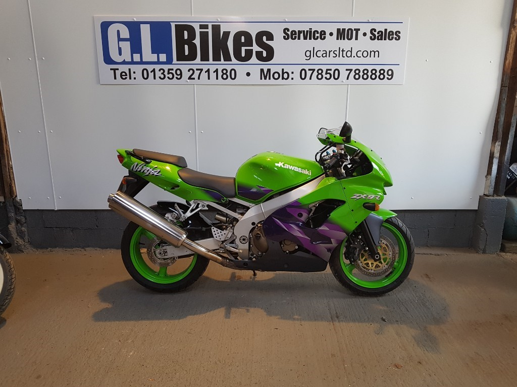 used Kawasaki ZX-9R C2 in suffolk