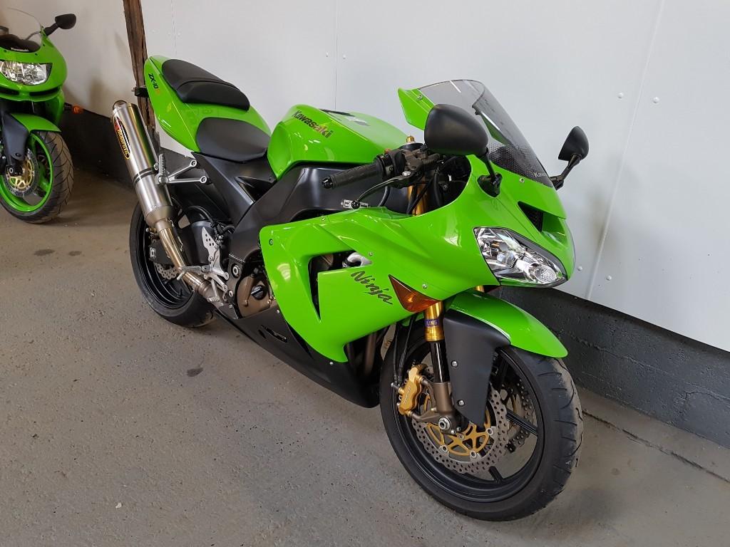 Used Kawasaki Zx10r For Sale Suffolk