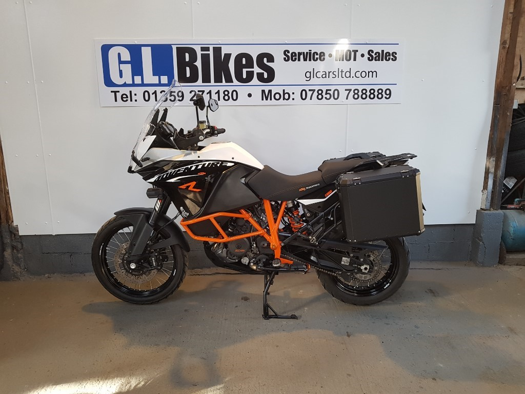 used KTM Adventure R in suffolk
