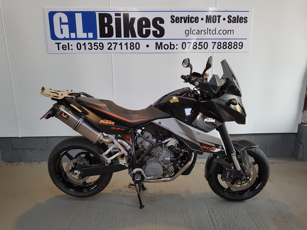 used KTM Super Adventure SMT 990 in suffolk