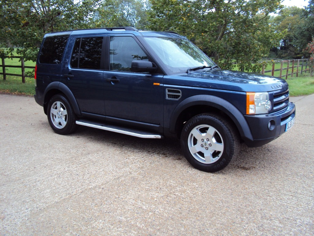 used Land Rover Discovery TDV6 S in suffolk
