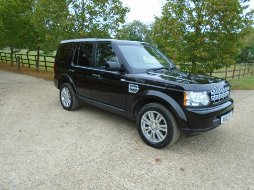 used Land Rover Discovery SDV6 GS in suffolk
