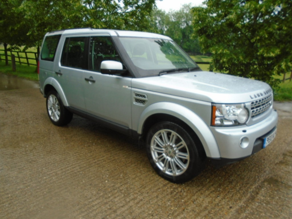 used Land Rover Discovery TDV6 XS in suffolk