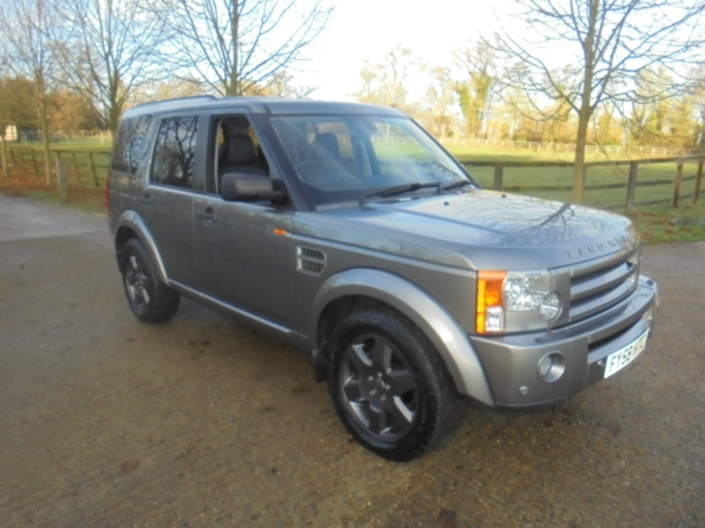 used Land Rover Discovery TDV6 HSE E4 in suffolk