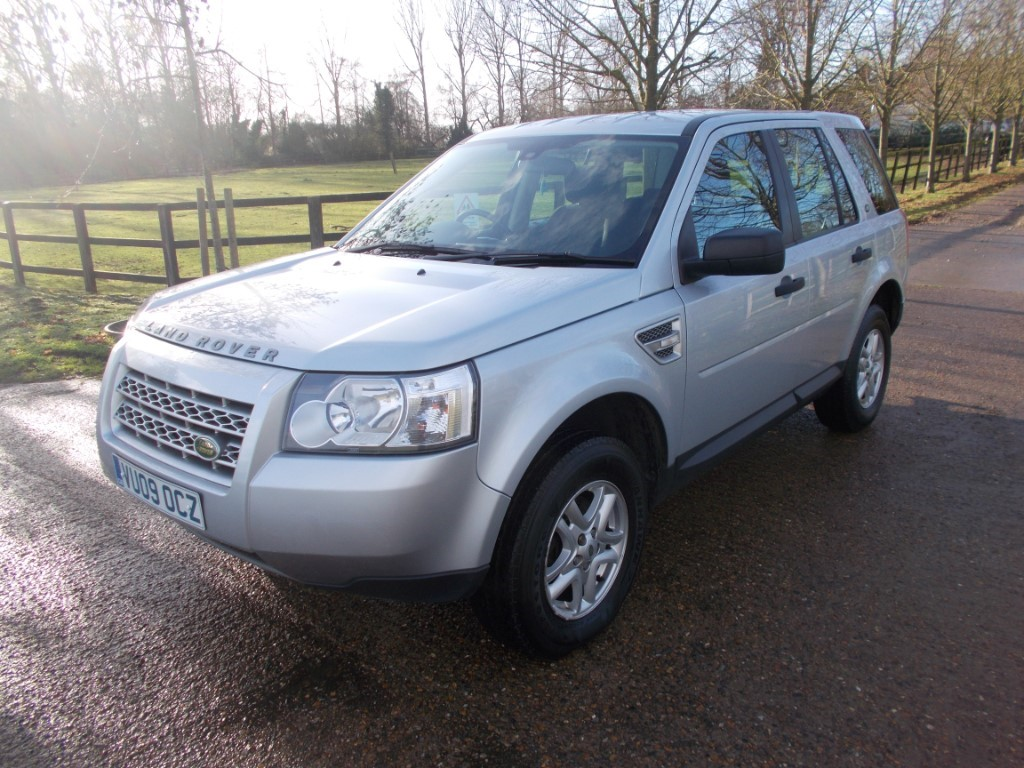 used Land Rover Freelander TD4 S in suffolk