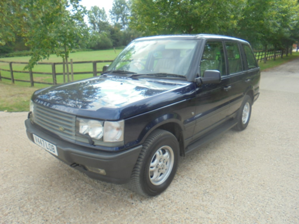 used Land Rover Range Rover DT in suffolk
