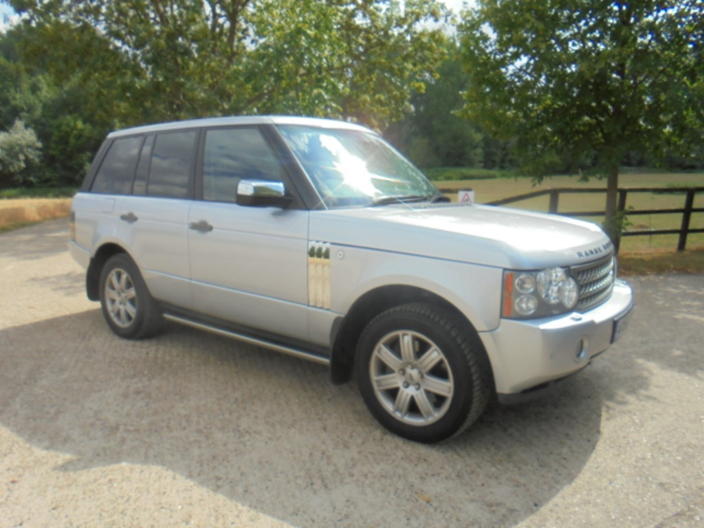 used Land Rover Range Rover TDV8 VOGUE in suffolk