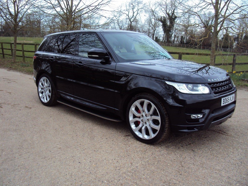 used Land Rover Range Rover Sport SDV6 AUTOBIOGRAPHY DYNAMIC in suffolk