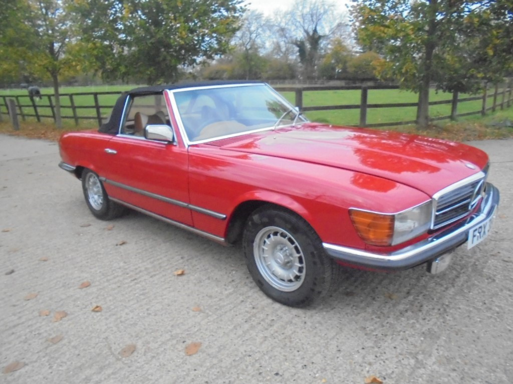 used Mercedes 350 350 SL in suffolk