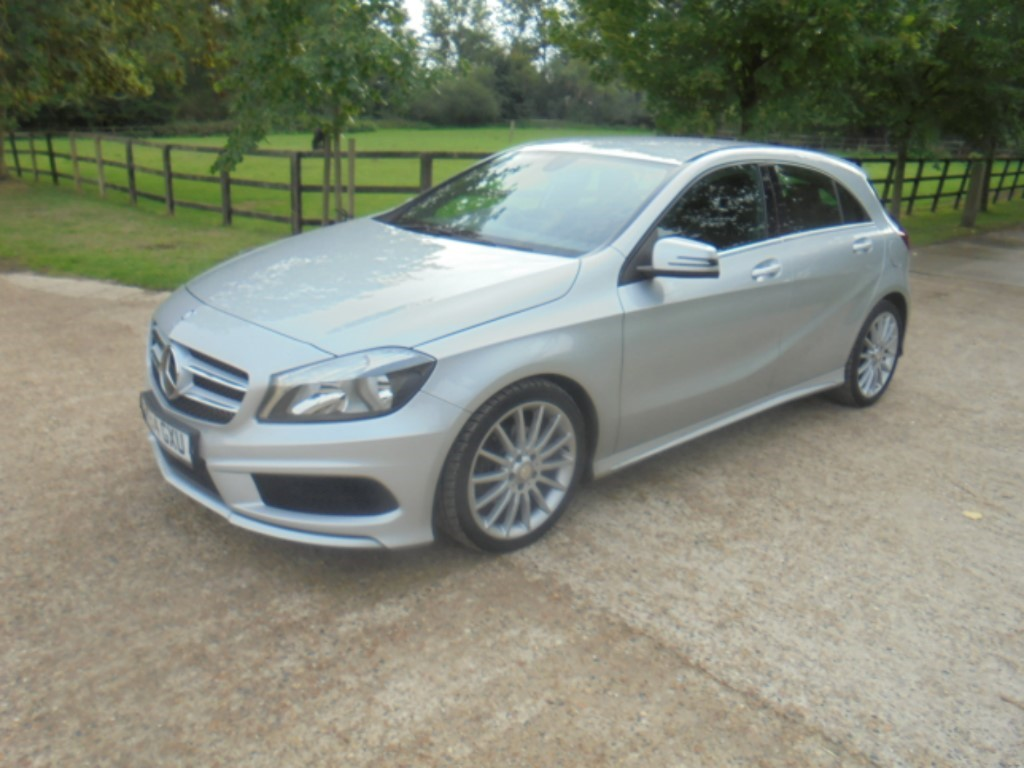 used Mercedes A200 CDI BLUEEFFICIENCY AMG SPORT in suffolk