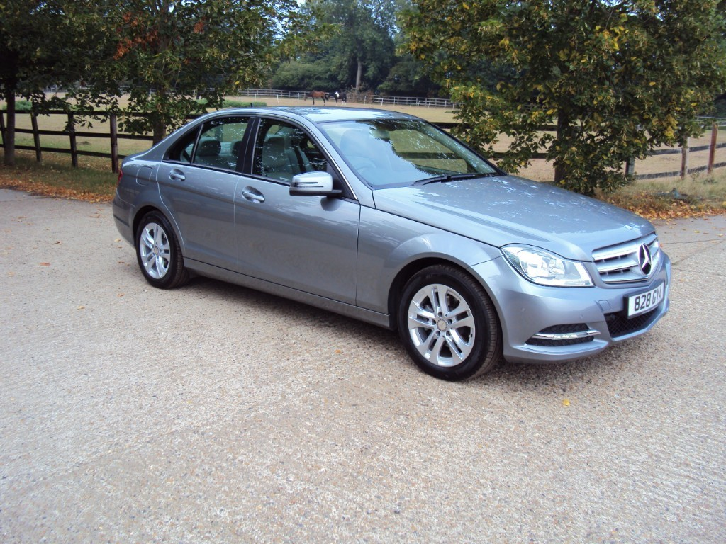 used Mercedes C180 BLUEEFFICIENCY EXECUTIVE SE in suffolk