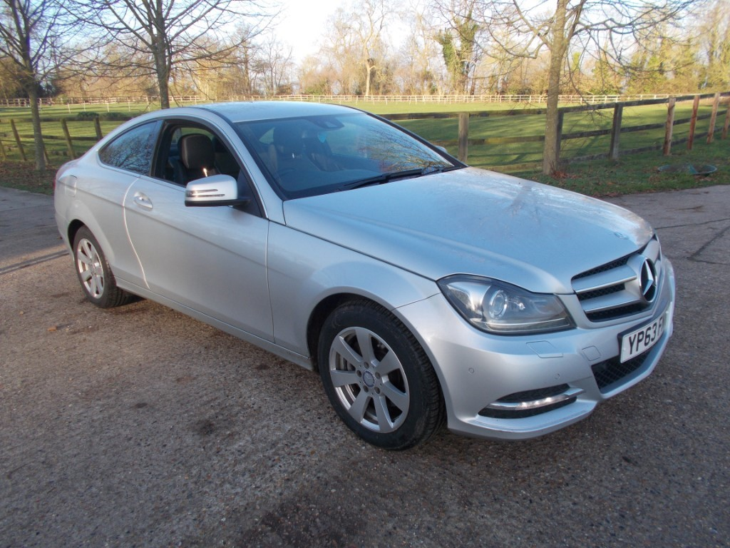 used Mercedes C220 CDI BLUEEFFICIENCY EXECUTIVE SE in suffolk