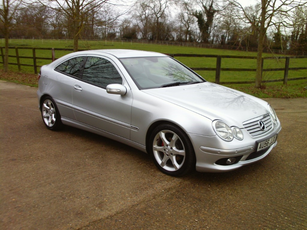 used Mercedes C220 CDI SPORT EDITION in suffolk