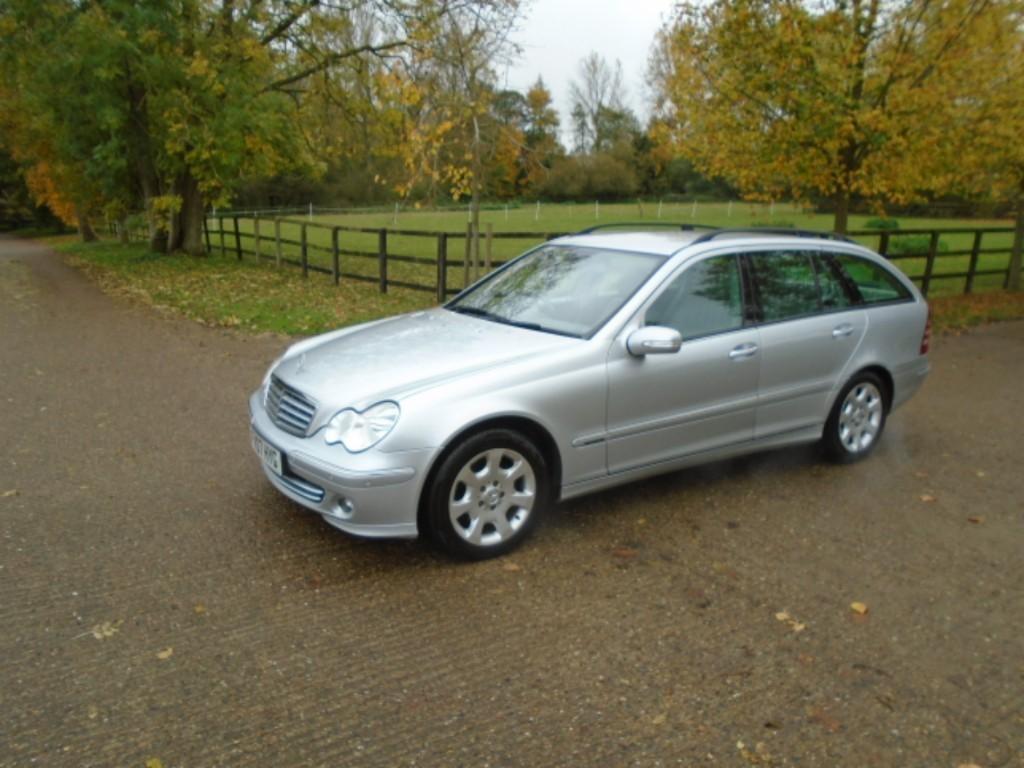 used Mercedes C220 CDI ELEGANCE SE in suffolk