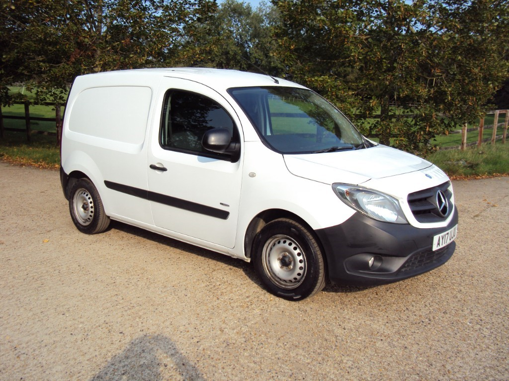 used Mercedes Citan 109 CDI BLUEEFFICIENCY in suffolk