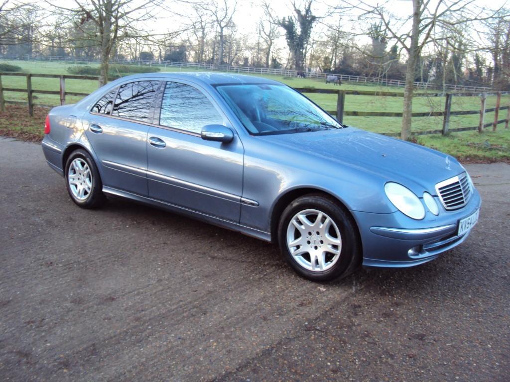 used Mercedes E220 CDI AVANTGARDE in suffolk