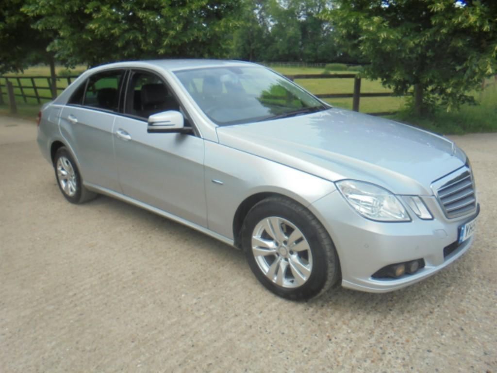 used Mercedes E220 CDI BLUEEFFICIENCY SE in suffolk