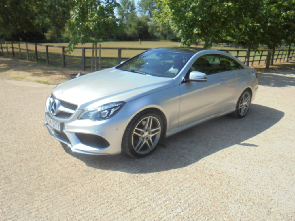 used Mercedes E250 CDI AMG LINE in suffolk